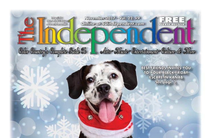 The Independent November 2017 (.PDF) featuring Best Friends Animal Sanctuary