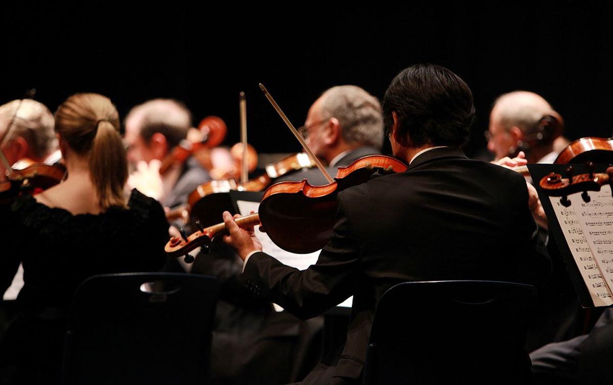 """Orchestra of Southern Utah performs Handel's """"Messiah"""""""
