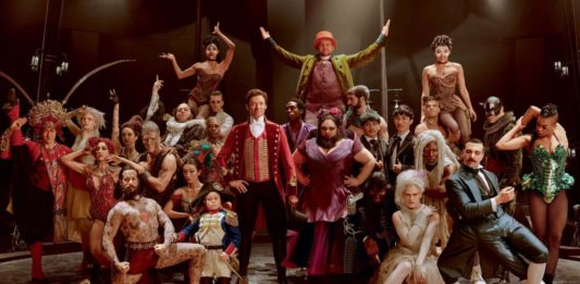 "Movie Review: ""The Greatest Showman"" is a stirring musical about show business"