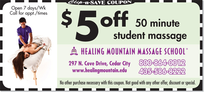 Massage Cedar City Utah