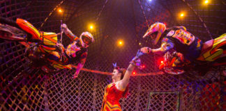 Jordan World Circus comes to Hurricane
