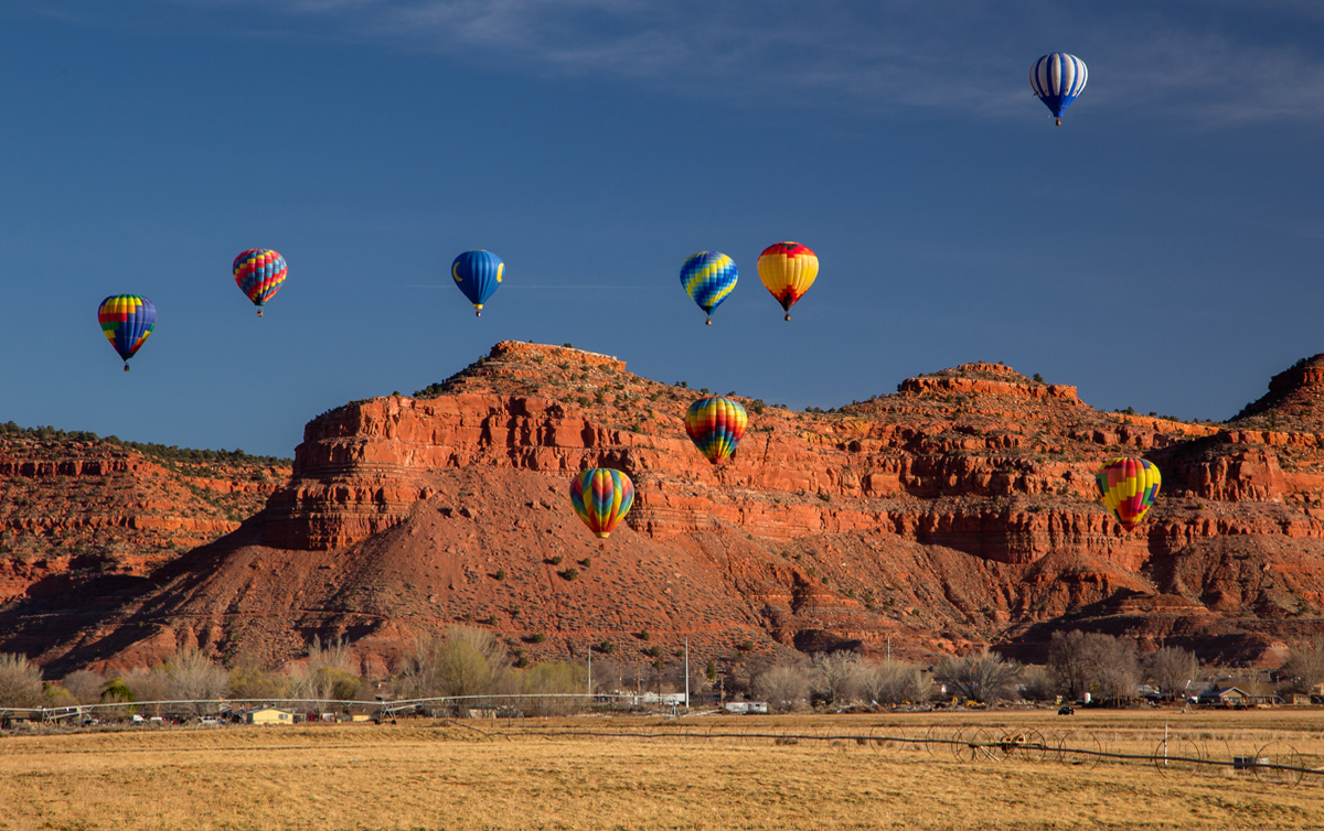 Kanab Balloons and Tunes Roundup soaring to greater heights