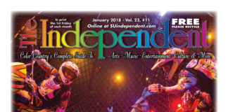The Independent January 2018 (.PDF) featuring Jordan World Circus