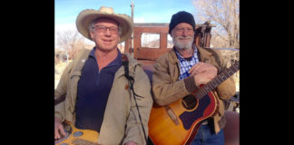 Iron County Acoustic Music Association ICAMA presents Will Barclay and Steve Lutz in concert