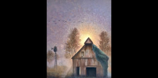 "Southern Utah Art Guild announces winners of ""Winter Blues"""