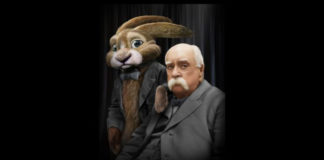"Wilford Brimley stars in ""Harvey"" for director Thomas G. Waites and The Stage Door"