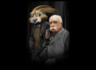 """Wilford Brimley stars in """"Harvey"""" for director Thomas G. Waites and The Stage Door"""