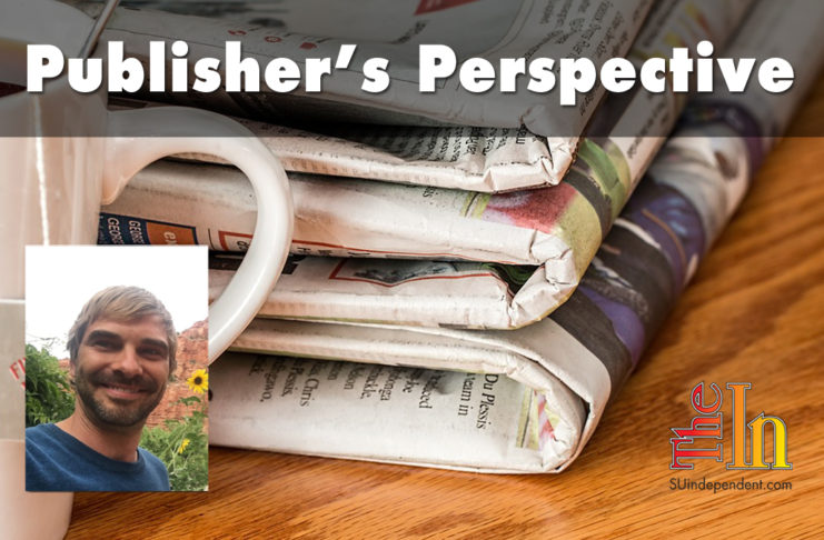 Publisher's Perspective: What The Independent is, and what it isn't