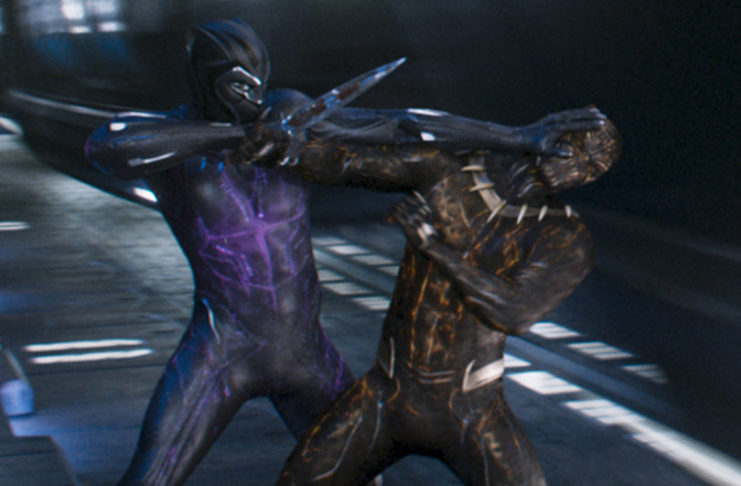 """Movie Review: """"Black Panther"""" throws culture and timely themes into Marvel mix"""