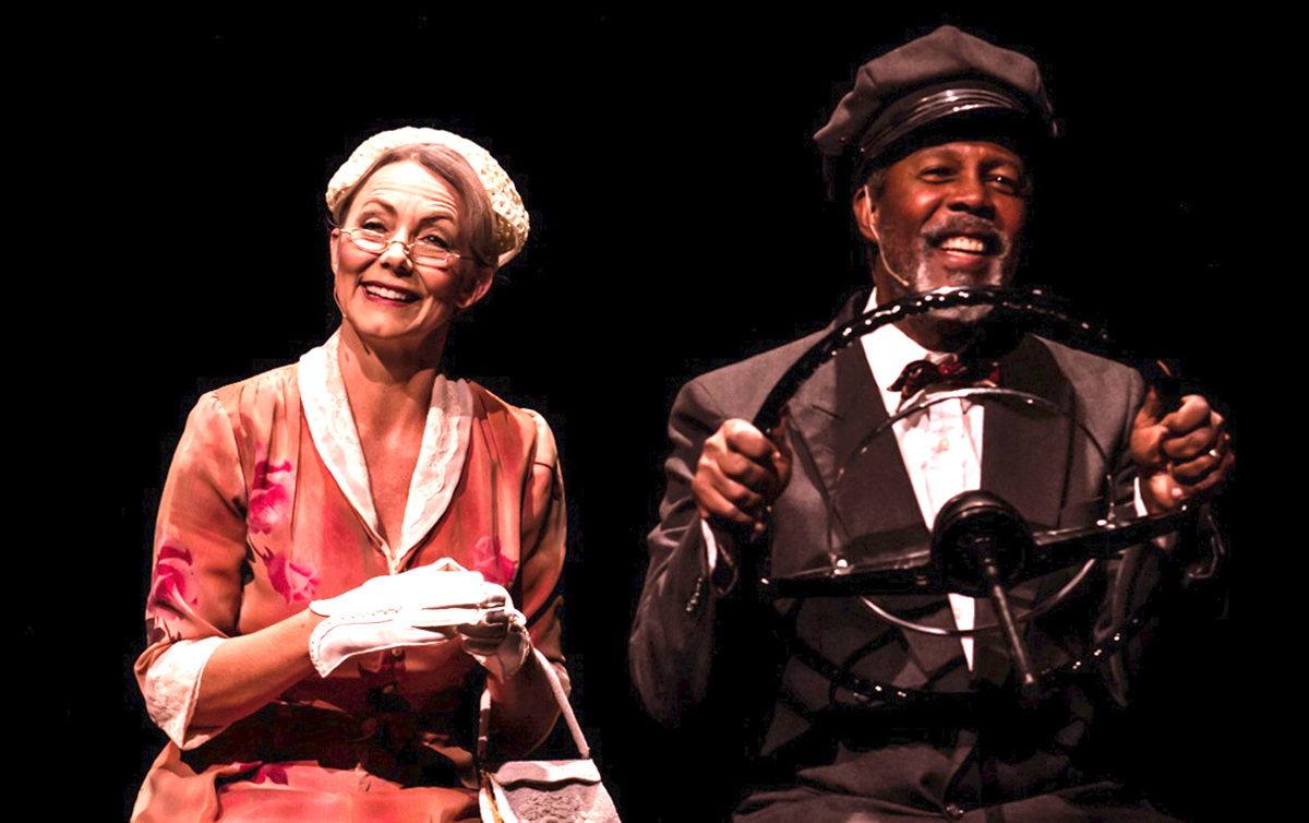 """Center for the Arts at Kayenta presents """"Driving Miss Daisy,"""" a moving and thoughtful meditation on race relations in America"""