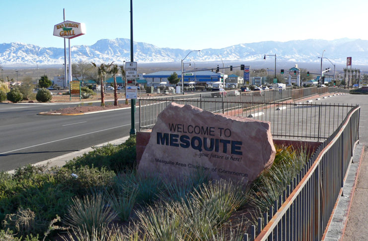 A message from Mesquite's Mayor Al Litman