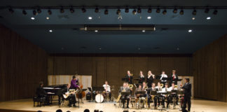 SUU High School Jazz Festival presents Grammy Award-winner Aaron Lington