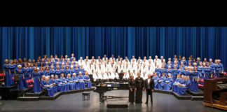 "The Southern Utah Heritage Choir will present its annual Spring Concert, ""Be Thou My Vision,"" featuring tenor soloist Jordan Bluth at the Cox Auditorium"