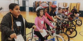 St. George Bicycle Collective holds first Ride Ready workshop