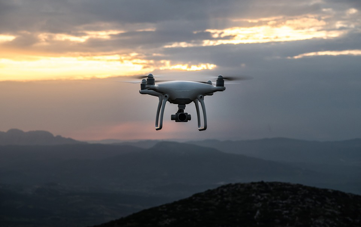 Interior announces 2017 Drone Mission Report - The Independent | St ...