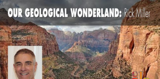 St. George geology reveals Navajo Sandstone, Aztec Sandstone, Jurassic, sandstone, and Jurassic trace fossils in areas like Snow Canyon and Zion Canyon.