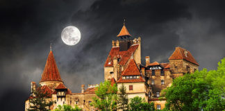 "Southern Utah University is inviting community members to travel & explore Eastern Europe through the novel ""Dracula"" as part of SUU's Community on the Go."