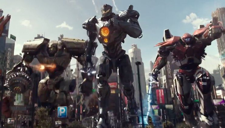 """Movie Review: """"Pacific Rim: Uprising"""" offers more robots vs. monsters action"""