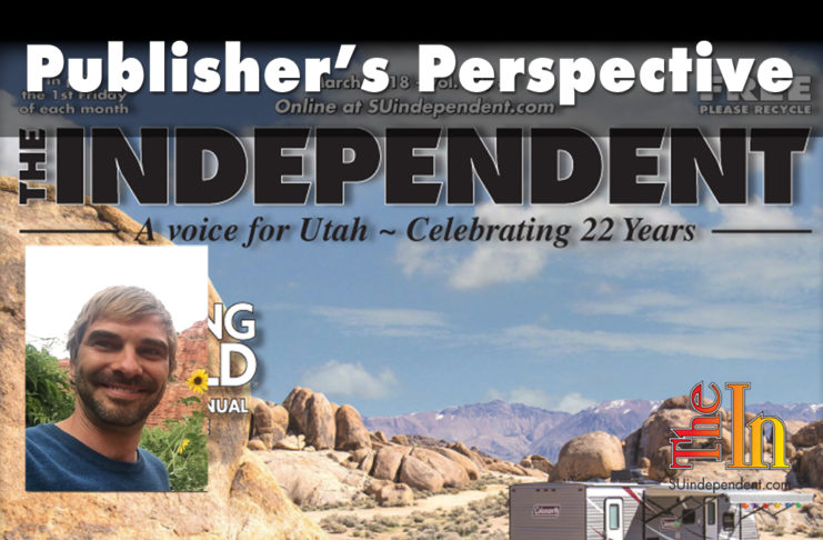 Publisher's Perspective: The Independent, then and now