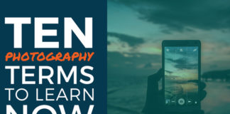 Every photographer, beginner or professional, uses photography terminology on a regular basis. Here are 10 common terms for beginner photographers.