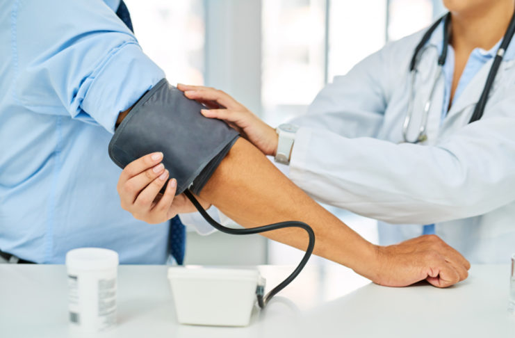 Two blood pressure medications show increased variability in blood pressure measurements between doctor visits, associated with an increased risk of death.