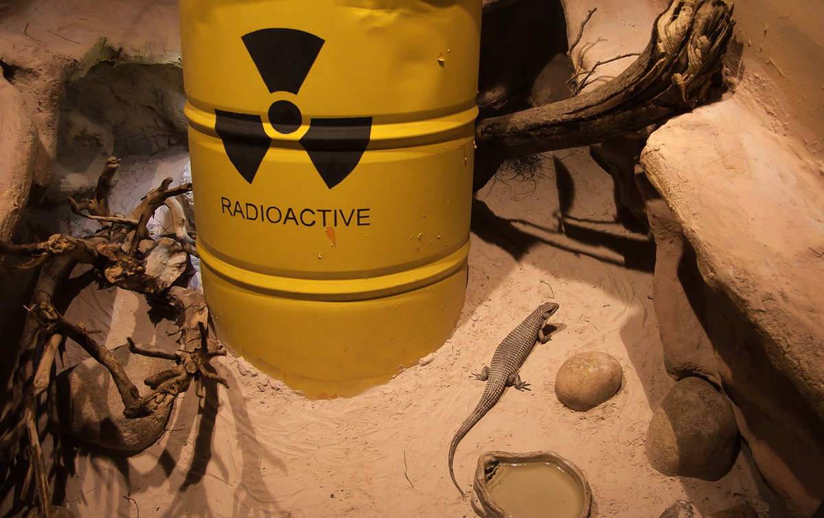 HB220 would allow the country's most radioactive waste to ...