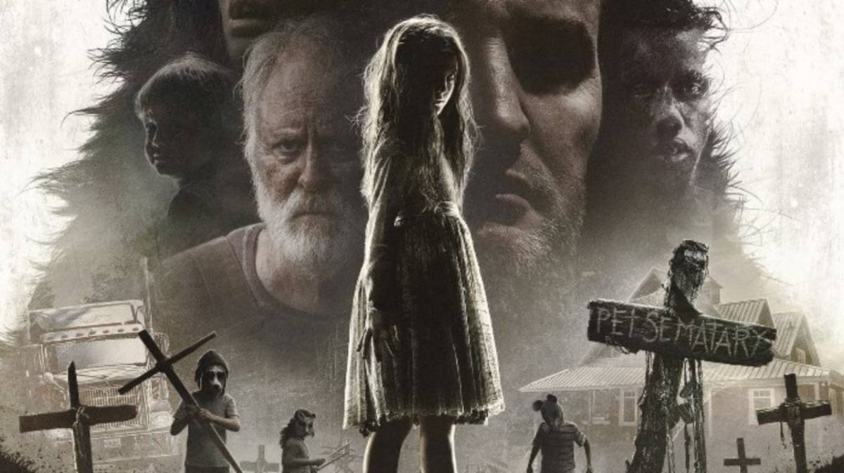 Movie Review Pet Sematary Benefits From A Few Welcome