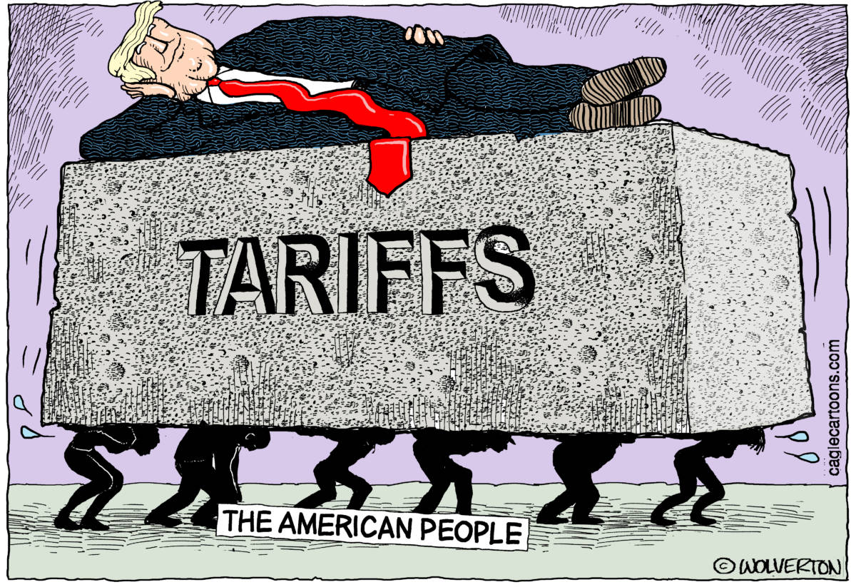 Tariffs on the Backs of Americans - The Independent | St George