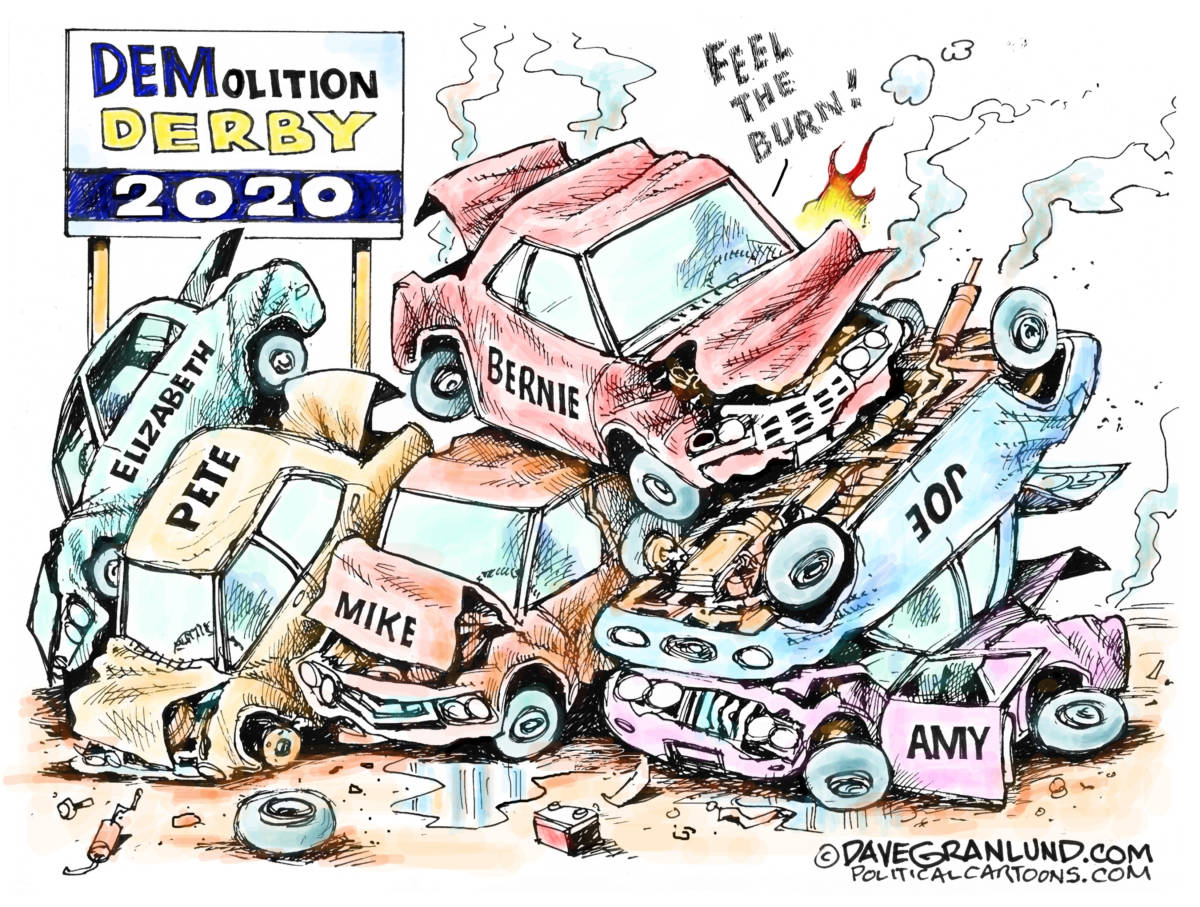 Demolition Derby 2020 The Independent News Events Opinion More