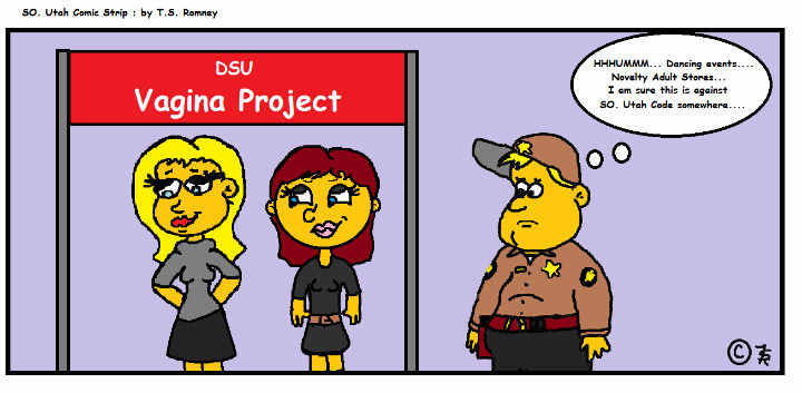 Cartoon The Vagina Project By T S Romney The Independent News Events Opinion More