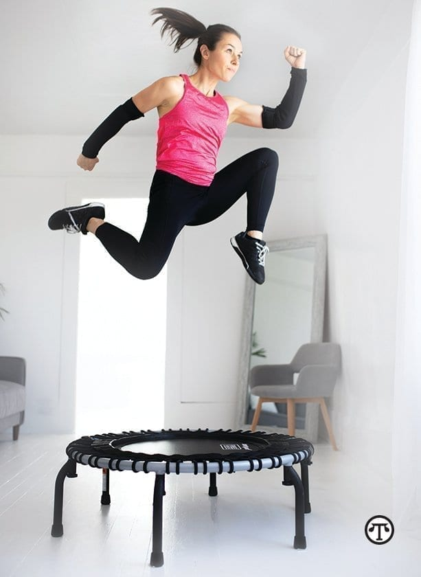 Rebounding Your Way To Better Fitness - The Independent ...